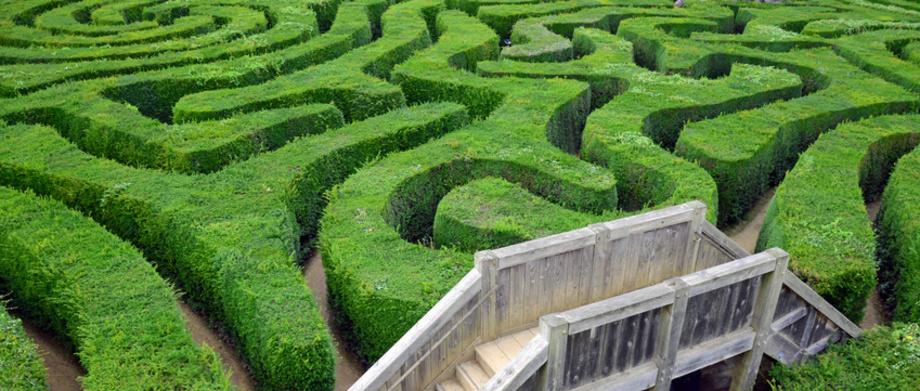 Wege aus dem Labyrinth